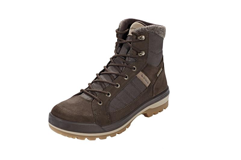 Lowa Isarco III GTX Miehet kengät ruskea 370394eb9e