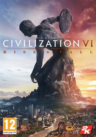 Civilization VI (6): Rise and Fall (lisäosa), PC -peli