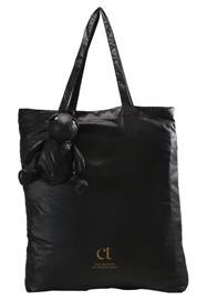 DAY Birger et Mikkelsen DAY BEAR Shopping bag black