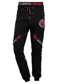 Plein Sport GOING TROUSER Verryttelyhousut black