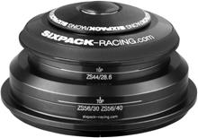 Sixpack SXR 2In1 ohjainlaakeri ZS44/28.6 I ZS56/30 and ZS44/28.6 I ZS56/40 , musta