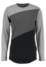YOURTURN Pitkähihainen paita black/grey/light