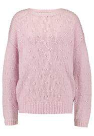 Moves VALORA Neule dusty pink