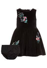 Carter's DRESS BABY Vapaaajan mekko black
