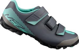 Shimano SH-ME2 Naiset kengät , harmaa/turkoosi
