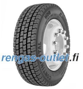 Continental HDR ( 255/70 R22.5 140/137M 16PR 142/140L, kaksoistunnus 142/140L ), Muut renkaat