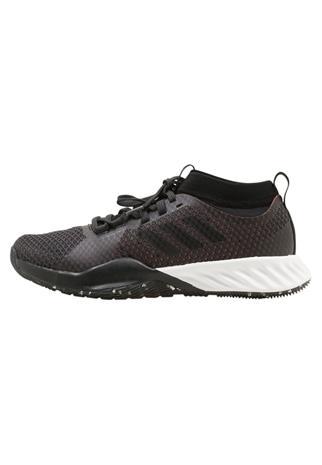 adidas Performance CRAZYTRAIN PRO 3.0 W Kuntoilukengät carbon/core black/white