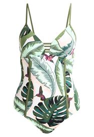 Seafolly PALM BEACH MAILLOT Uimapuku moss