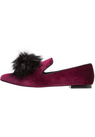 KG by Kurt Geiger KELSI Loaferit/pistokkaat wine