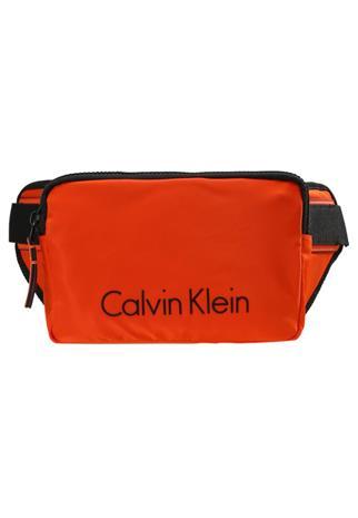 Calvin Klein BLITHE URBAN CROSSBODY Vyölaukku orange