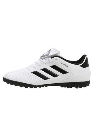 adidas Performance COPA TANGO 18.4 TF Hiekkakengät white/black/tagome