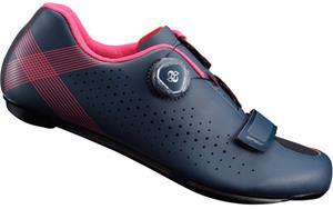 Shimano SH-RP5 Naiset kengät , vaaleanpunainen/sininen