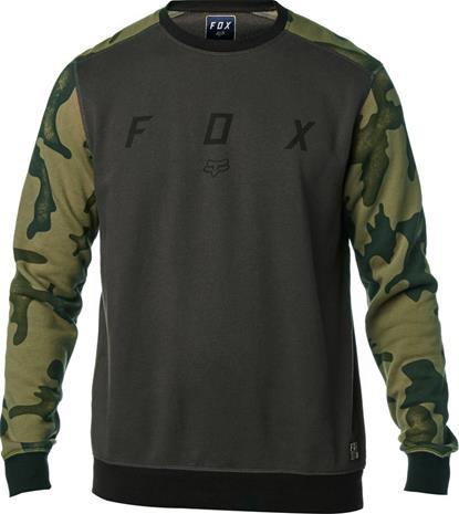 Fox District Miehet huppari , musta/oliivi