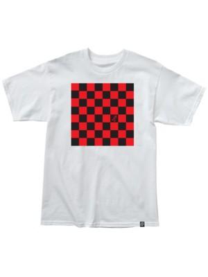 JHF Strategy T-Shirt white Miehet