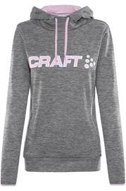 Craft Logo Naiset huppari , valkoinen