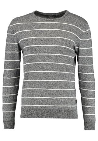 Jack & Jones JORBRETON CREW NECK Neule black