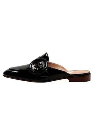 L'Autre Chose Loaferit/pistokkaat vernice nero