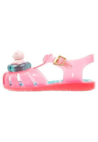 Melissa MINI ARANHA PIGGY Rantasandaalit pink