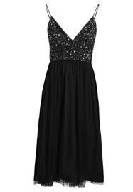 Lace & Beads IRINA Juhlamekko black