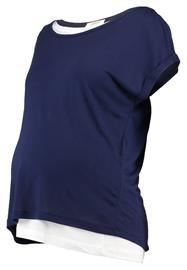 Zalando Essentials Maternity Printtipaita maritime blue