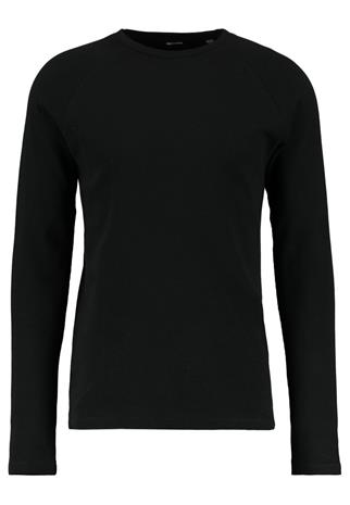 Only & Sons ONSTIMBER WAFFLE CREW NECK Neule black