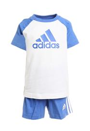 adidas Performance I SUM Verryttelypuku white/hirblue