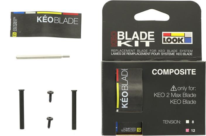 Look Kéo Blade 12Nm , musta