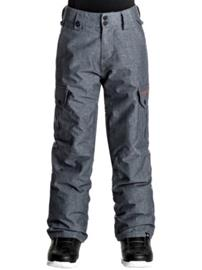 Quiksilver Porter Pants Boys estate blue Jätkät