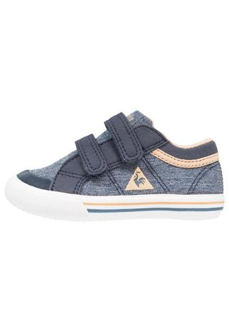 le coq sportif SAINT GAETAN INF 2 TONES Matalavartiset tennarit dress blue/croissant
