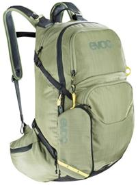 Evoc Explorer Pro 30L Backpack heather light olive Miehet