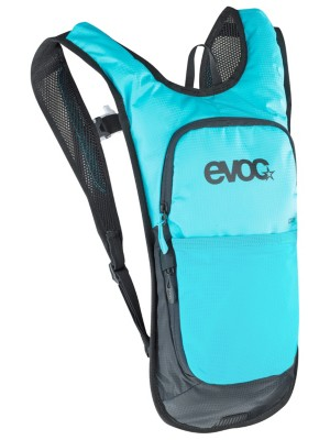 Evoc Cc 2L + 2L Bladder Backpack neon blue Miehet