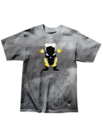 Grizzly X Ghost Rider T-Shirt tie dye Miehet