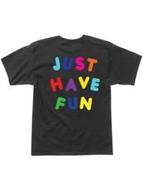 JHF Hold Up T-Shirt black Miehet