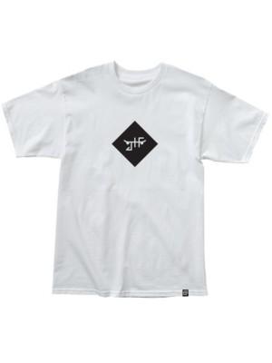 JHF Legacy T-Shirt white black Miehet