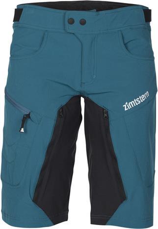 Zimtstern Taila Naiset pyöräilyhousut , sininen