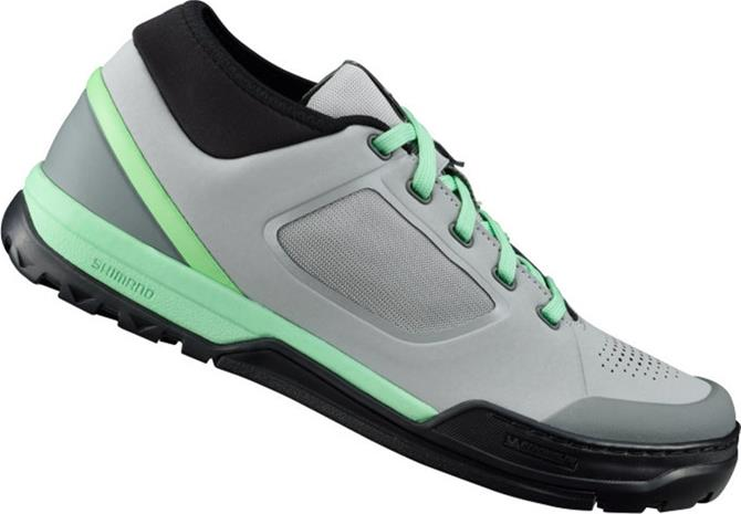 Shimano SH-GR7 Naiset kengät , harmaa/turkoosi
