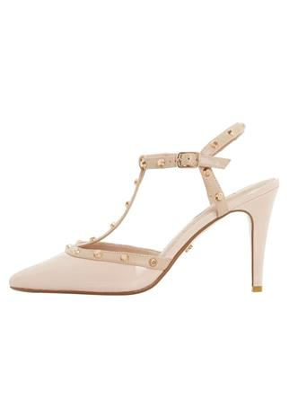 Dune London CATELYN Korolliset avokkaat beige