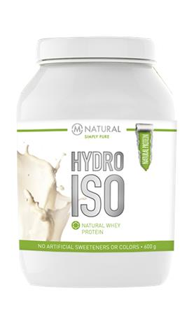 M-Natural HydroISO, 600 g