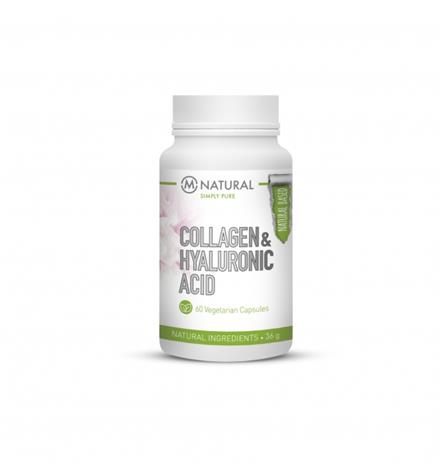 M-Natural Collagen & HLA 600mg/150mg