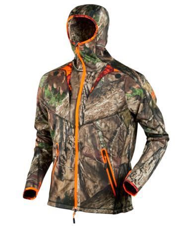 Härkila Moose Hunter Fleece - takki - M, Miesten ulkovaatteet