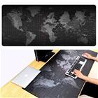 Suuri hiirimatto maailmankartalla - 40x80cm