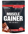 Leader Muscle Gainer Chocolate 800 g proteiini-hiilihydraattijauhe