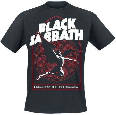 """Black Sabbath"""" """"The End Church Window"""