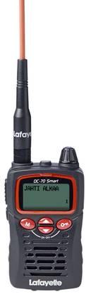 Lafayette Smart VHF- radiopuhelin DC-70