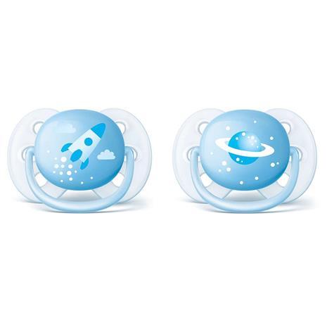Philips Avent Ultra Soft, tutit 2 kpl, 0-6 kk