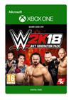 WWE 2K18 NXT Generation Pack (lisäosa), Xbox One -peli