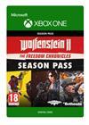 Wolfenstein II (2): The Freedom Chronicles Season Pass, Xbox One -peli