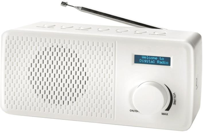 Denver DAB-41, radio