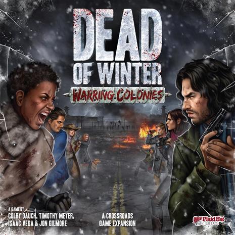 Dead Of Winter: Warring Colonies LAUTA