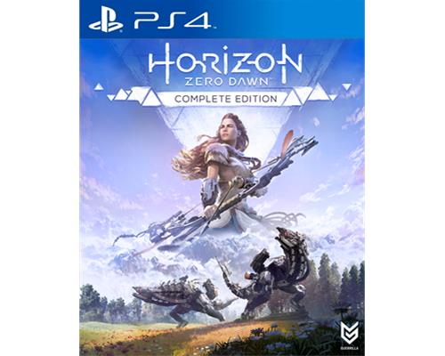 Horizon Zero Dawn Complete Edition, PS4-peli